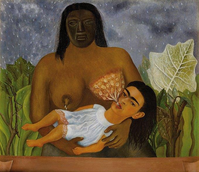 Фрида Кало вМузее Фаберже: главные факты икартины. Изображение № 10.