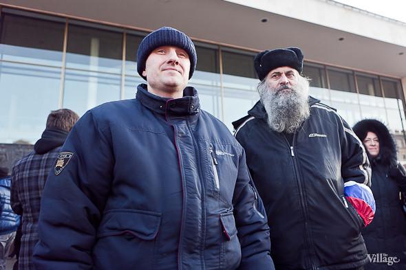 Фоторепортаж: Митинг в поддержку Путина в Петербурге. Изображение № 46.
