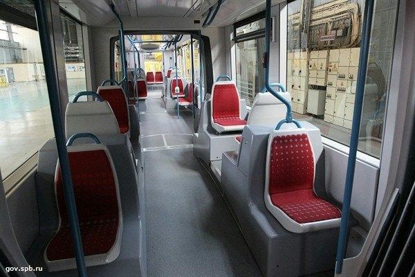 В Петербурге появится новый вид низкопольных трамваев. Изображение № 3.