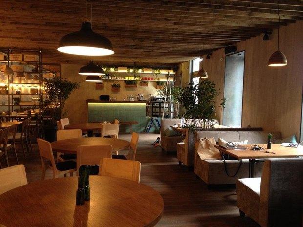 В Петербурге открылся ресторан для приверженцев диеты Дюкана. Изображение № 1.