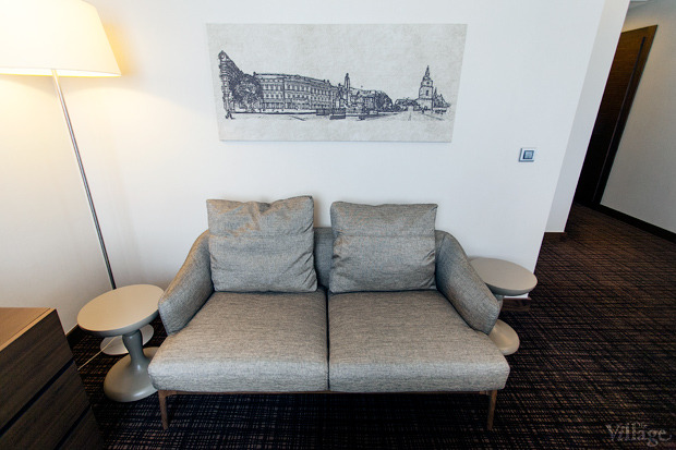 На Подоле открылся Radisson Blu Hotel. Зображення № 16.