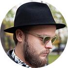 Внешний вид: Владимир Ковановский, музыкант и блогер. Изображение №17.