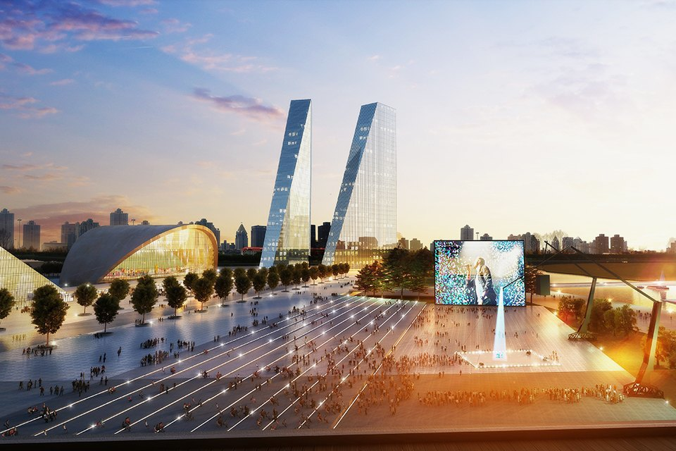 Какой будет Москва в 2035 году: 5главных городских проектов. Изображение № 2.