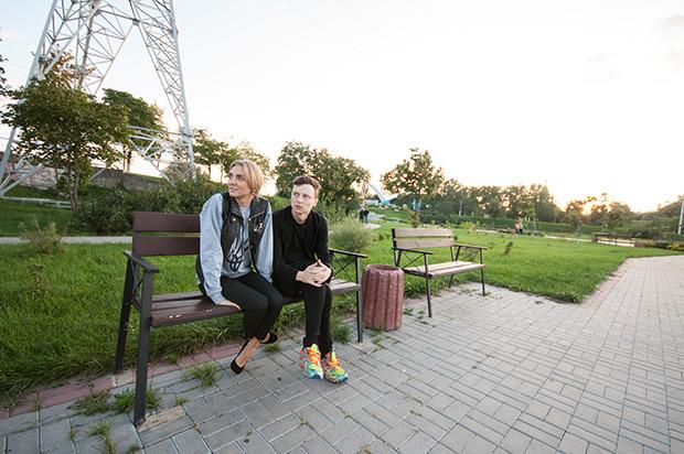 Вторая Poloвинка: Антон и Ксения Шнайдер. Изображение № 53.