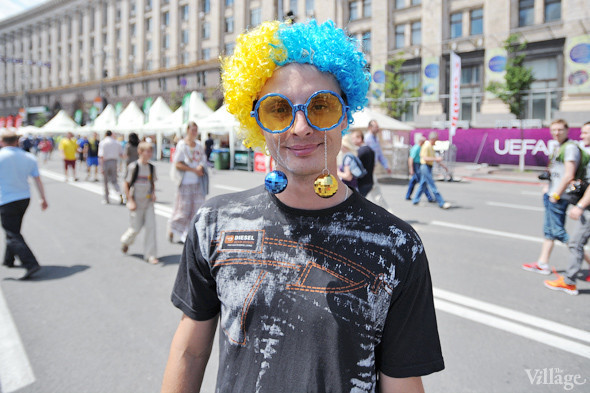 Первые эмоции: Что иностранные болельщики думают о Киеве. Зображення № 15.
