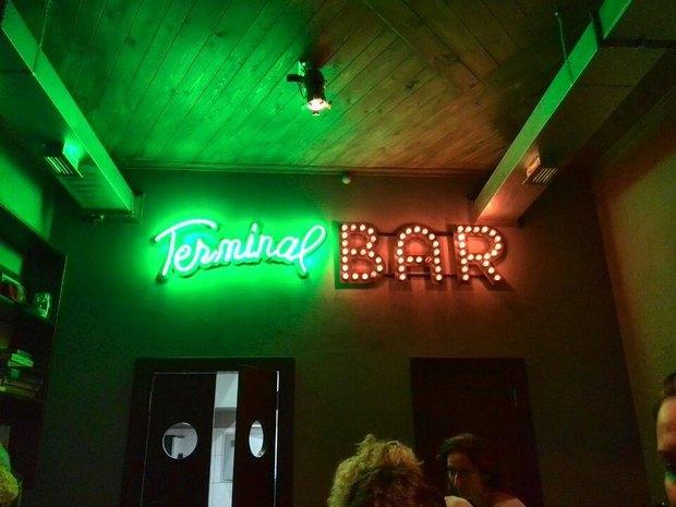 Terminal Bar открылся на улице Белинского. Изображение № 1.