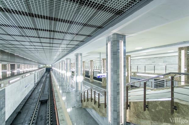 Фоторепортаж: В Киеве открыли новую станцию метро. Зображення № 13.