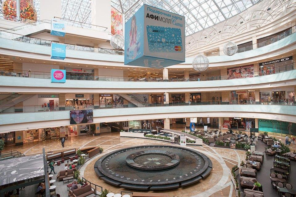 Торговые центры Москвы: «Афимолл». Изображение № 19.