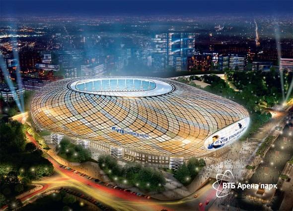 Проект реконструкции стадиона «Динамо». Изображение №7.