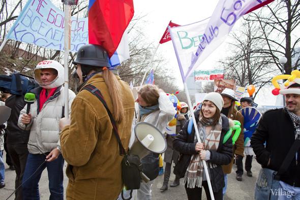 В Москве прошло арт-шествие в честь Дня космонавтики. Изображение № 25.