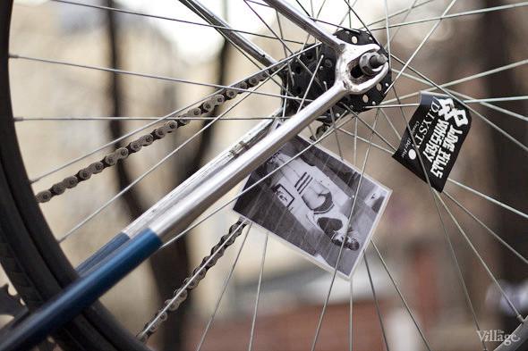 С твидом на город: Участники первого «Ретрокруиза»— о своей одежде и велосипедах. Изображение № 22.