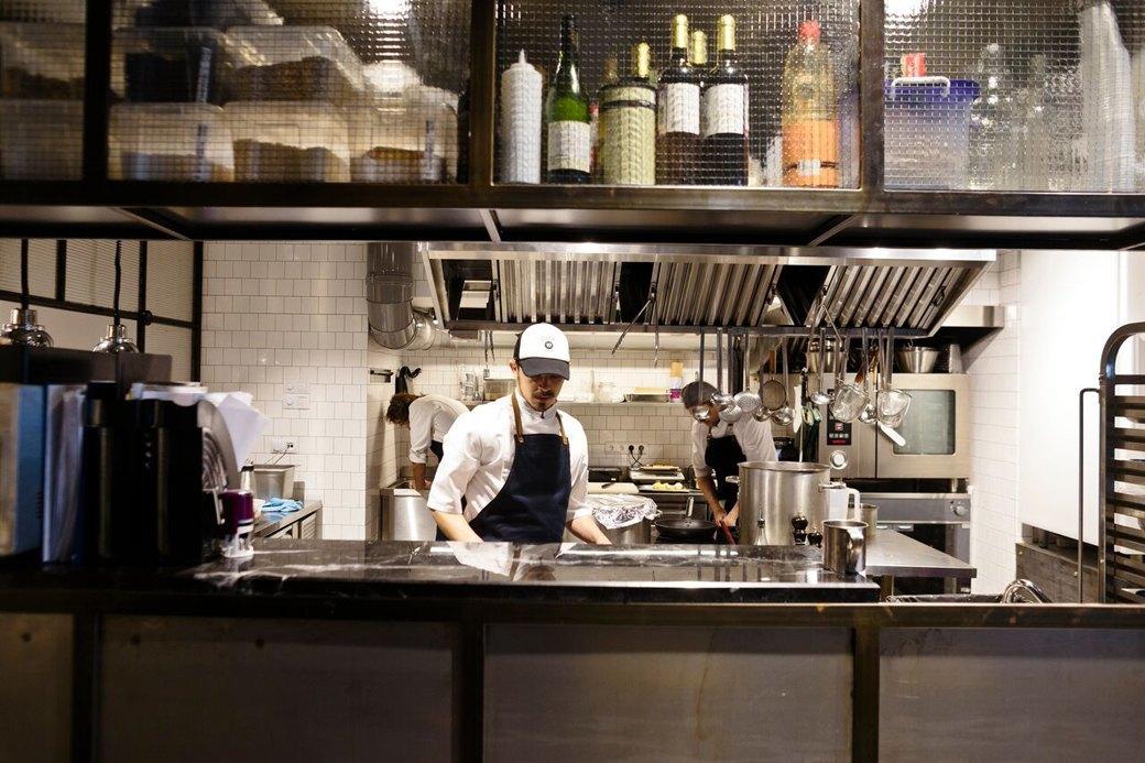 15 Kitchen+Bar. Изображение № 5.