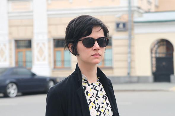 Внешний вид: Ирина Инешина, продюсер. Изображение № 6.