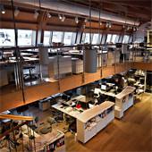 6 офисов архитектурных бюро: NB Studio, Za Bor, Speech, Wowhaus, «Один к одному», «Студия 44». Изображение № 16.