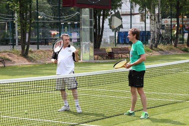 В Измайловском парке 10 апреля откроются пять теннисных кортов. Изображение № 2.