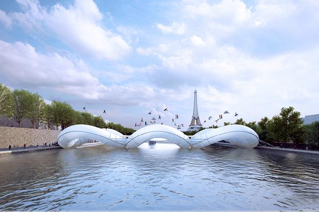 Иностранный опыт: 8 фантастических городских проектов. Изображение № 21.