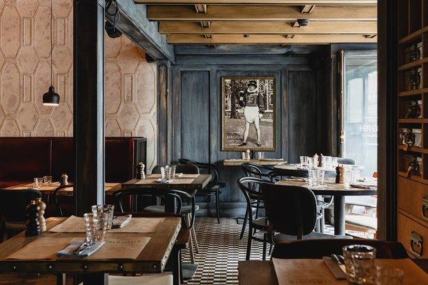 8 ресторанов икафе, открывшихся виюне. Изображение № 1.