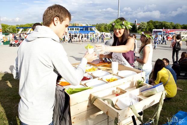 «Овощи и фрукты» на Пикнике «Афиши». Изображение № 2.