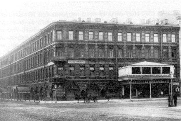 Фото начала 1910-х годов. Изображение № 2.