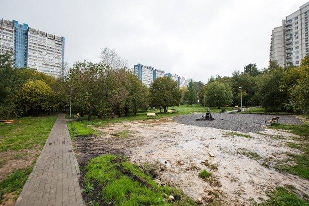 Чего хочет Москва: Четыре районных парка. Изображение № 3.