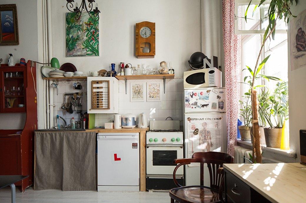 Квартира на пересечении Мойки иГороховой без кухни. Изображение № 13.