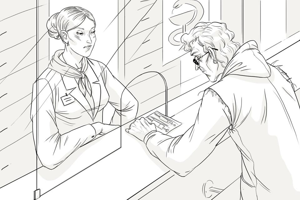 Работа аптекаря. Изображение № 1.