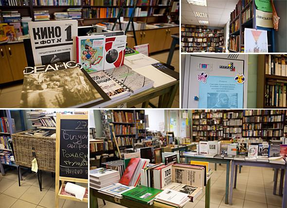 Книжный мир: 5 новых книжных магазинов в Петербурге. Изображение № 7.