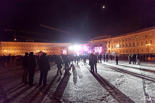 Тем временем на Дворцовой площади проходила драм-н-бейс вечеринка Радио Рекорд. Изображение № 41.
