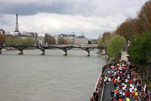 Иностранный опыт: 5 городских марафонов. Изображение № 48.