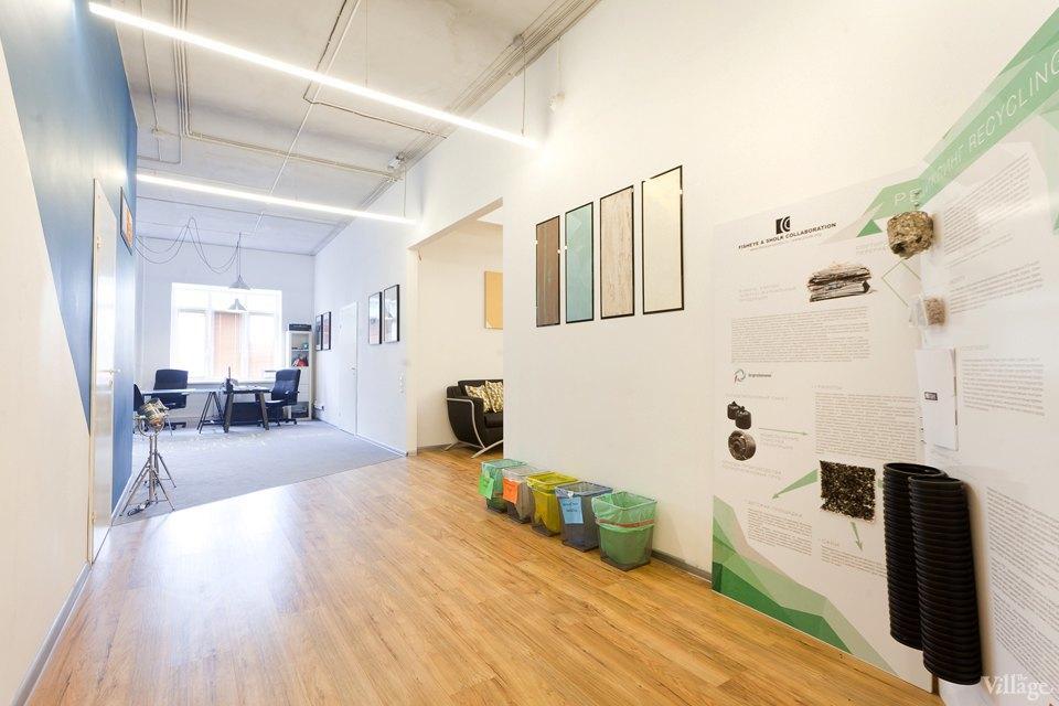 Интерьер недели (Петербург): дизайн-студия Fisheye Design & Architecture. Изображение № 9.