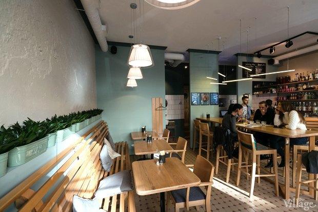 Новое место: Кафе-бар «Бюро». Изображение № 2.