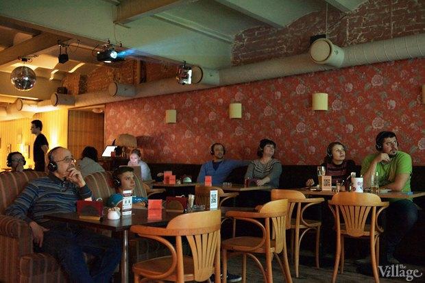 Фоторепортаж: «Сайлент бар» в кафе «Цурцум». Изображение № 1.