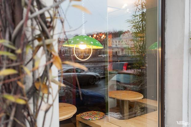 На Фонтанке открылась семейная кофейня «Кофе на кухне». Изображение № 4.