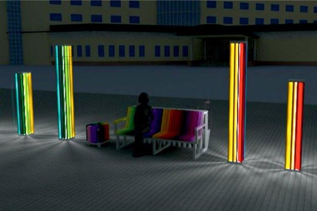 «ПроФОРМА»: 20 идей малых объектов городской среды. Изображение № 13.