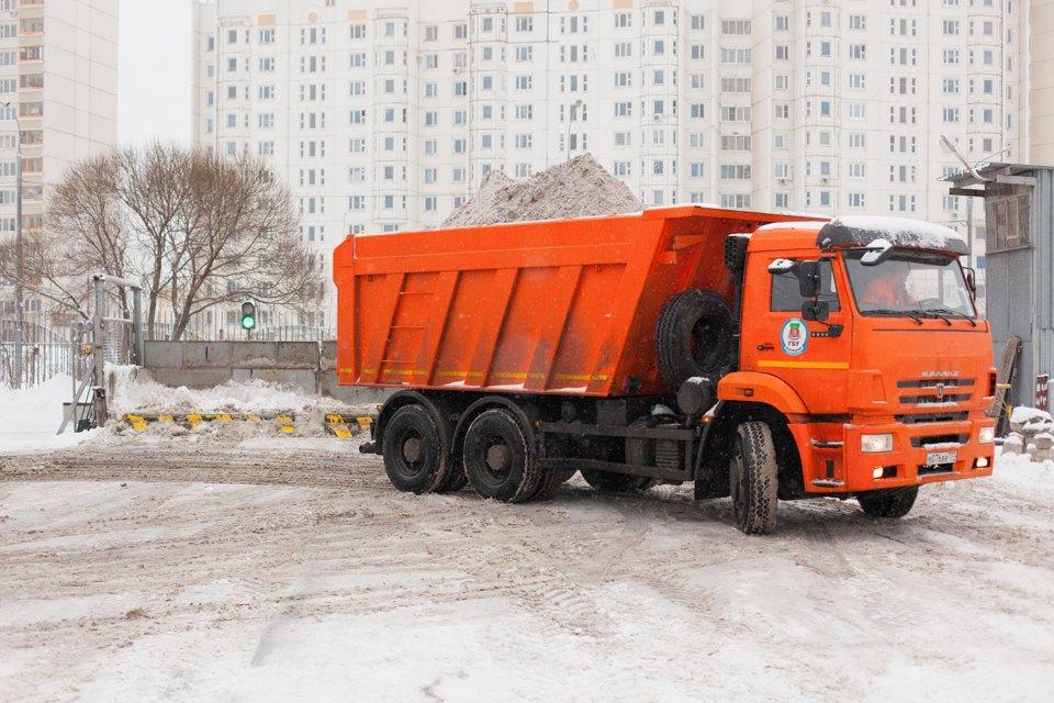 Летел и таял: Как в Москве плавят снег. Изображение № 8.