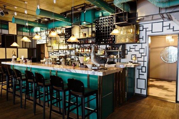 Рестораны «Воронеж», «Мясной клуб» и Madame Wong, бар Garden: Beer and Coffee и кафе «Тук-тук»  . Изображение № 8.