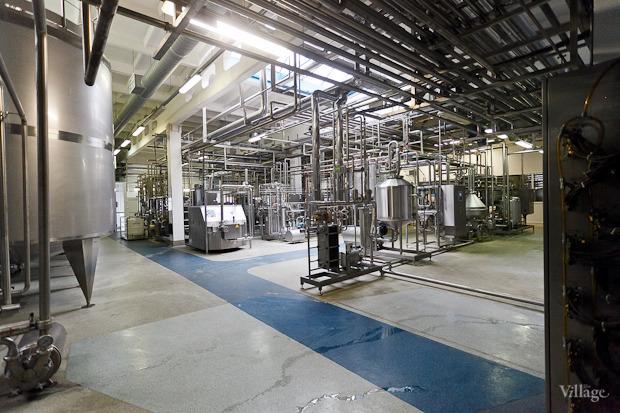 Фоторепортаж: Как делают йогурты на молочном заводе. Изображение № 24.