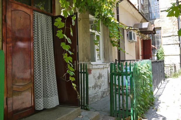 По ту сторону: Прогулка по одесским дворикам. Зображення № 44.