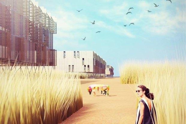Проект морского парка на Канонерском острове. Изображение № 2.