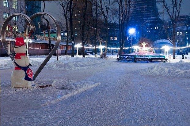 Зима в городе: Что ждёт москвичей в столичных парках. Изображение № 5.