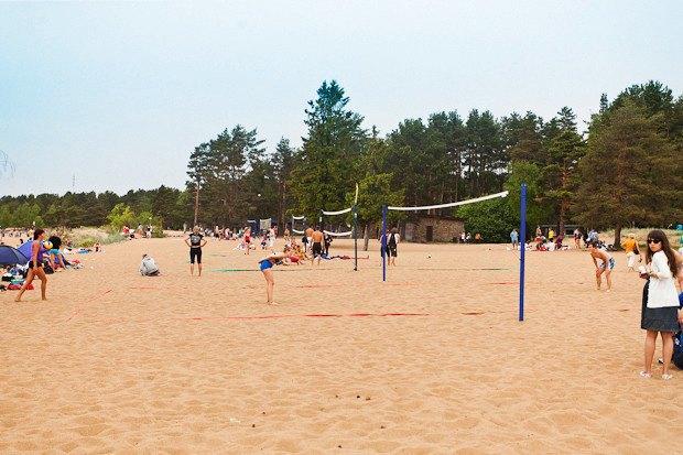 13 пляжей в городе иназаливе. Изображение № 5.
