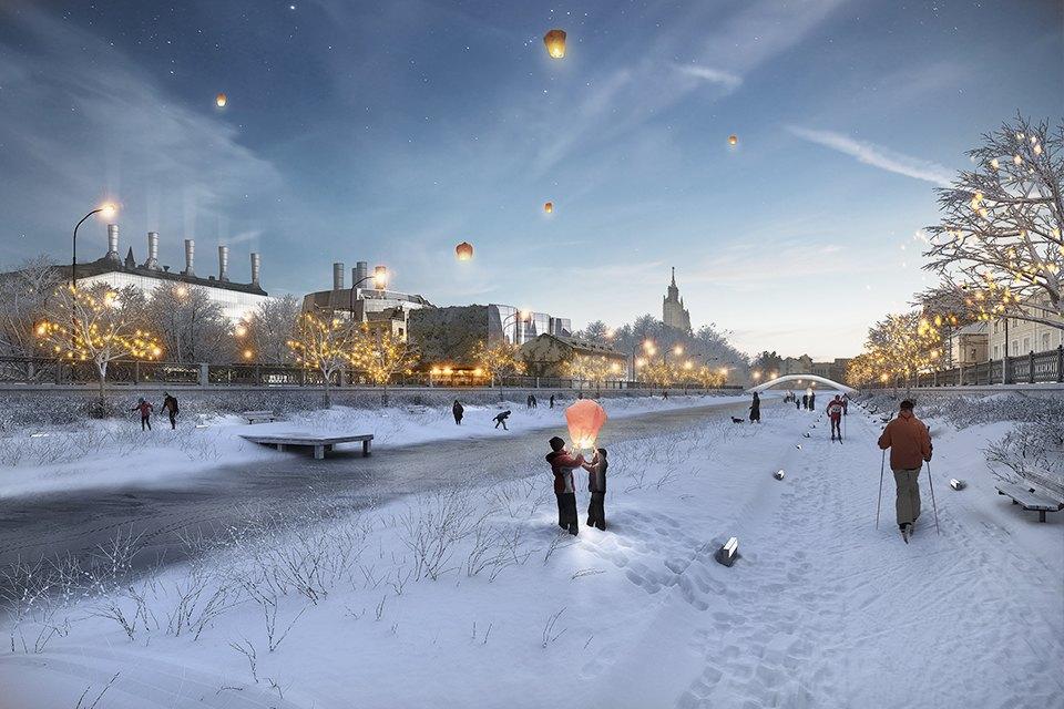 Какой будет Москва в 2035 году: 5главных городских проектов. Изображение № 6.