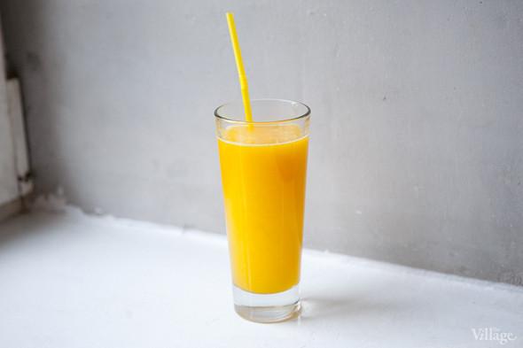 Апельсиновый фреш — 120 рублей. Изображение № 21.