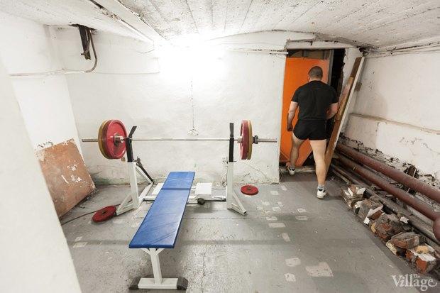 На районе: Как открыть тренажёрный зал для вегетарианцев в подвале на «Новочеркасской». Изображение № 3.