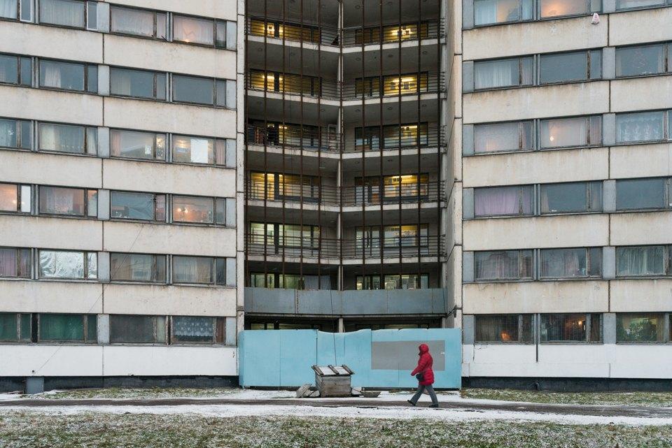 Мария Серова — о том, как появилось главное общежитие Москвы на улице Шверника. Изображение № 10.
