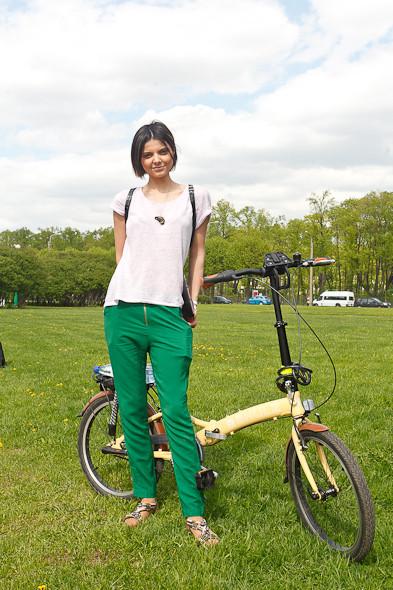 Участники пробега Let's bike it! о велодорожках. Изображение № 11.