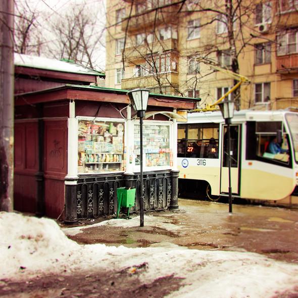 В зоне риска: Трамвайная остановка «Красностуденческий проезд». Изображение № 2.