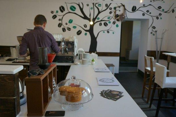 Владельцы Robusta открыли кофейню City Coffee. Изображение № 1.