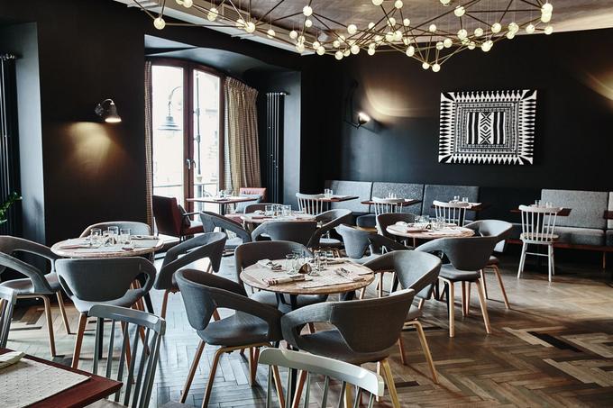 Ginza Project открыла ресторан «Пряности ирадости» ивинный бар «Скоро весна» наБелинского . Изображение № 3.
