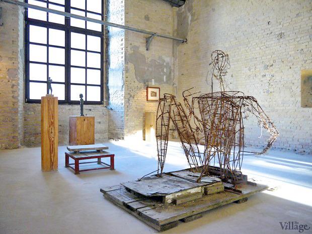 Гид по Большому скульптурному салону — 2012  . Зображення № 24.